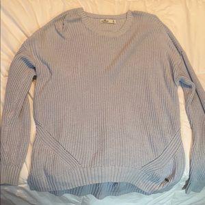 Light blue Hollister sweater